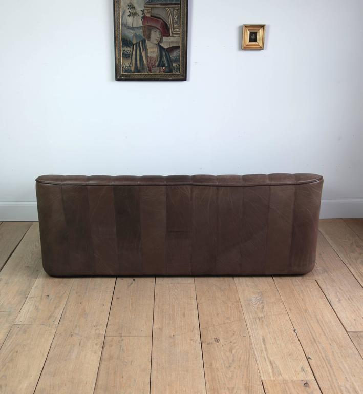 Swiss Vintage De Sede Sofa For Sale