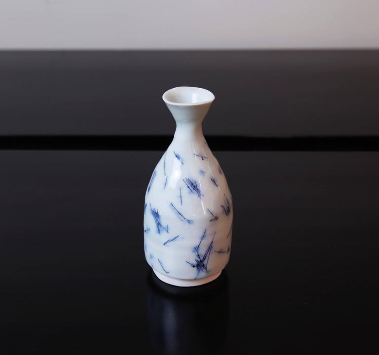 Sake Flask By Yoshikawa Masamichi For Sale At 1stdibs