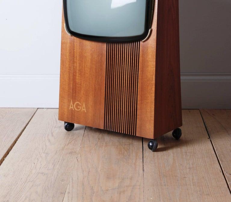 Scandinavian Modern Aga Television For Sale
