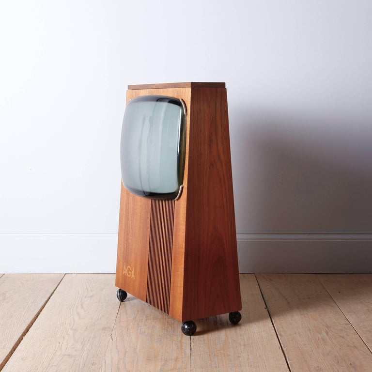 Swedish Aga Television For Sale