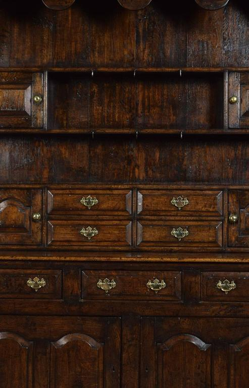 18th century style welsh canopy dresser For Sale at 1stdibs