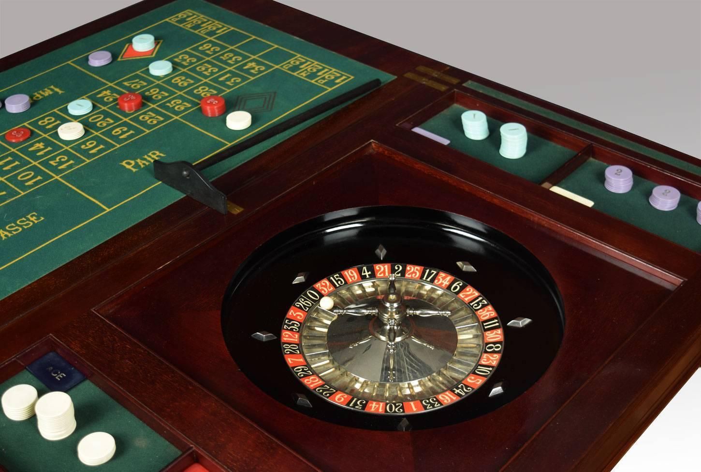 edwardian mahogany games roulette table for sale at 1stdibs. Black Bedroom Furniture Sets. Home Design Ideas