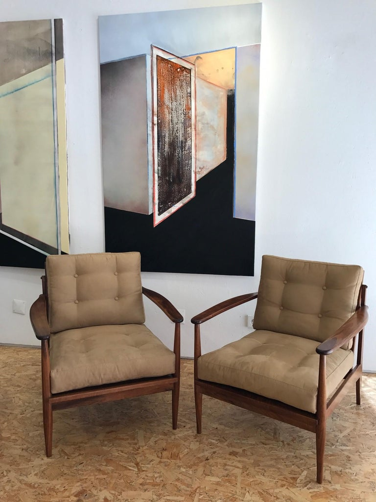 1960s Brazilian Armchairs In Good Condition For Sale In Paris, FR