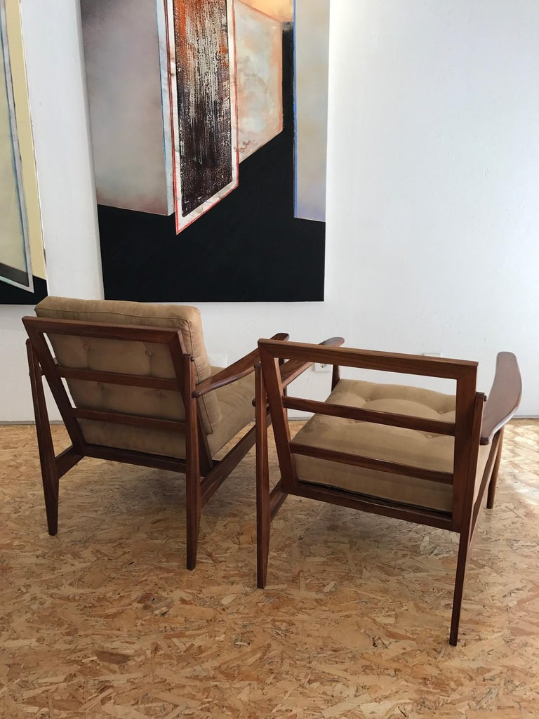 1960s Brazilian Armchairs For Sale 1