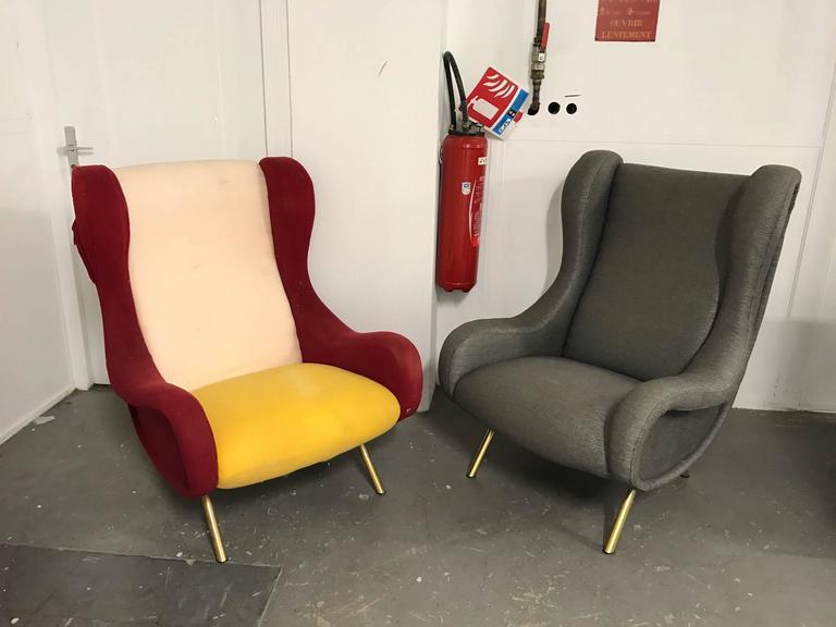 Senior Armchair by Marco Zanuso 1