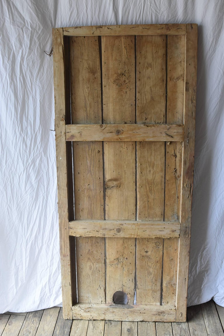 17th Century Spanish Chestnut Door For Sale At 1stdibs