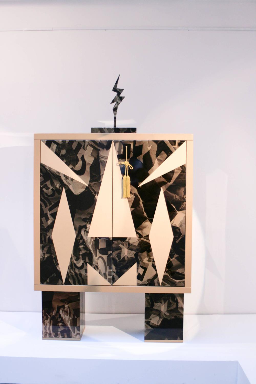 Mobile Mendini: Arredi di design per una casa in stile barocco mag. Kartell by alessandro ...
