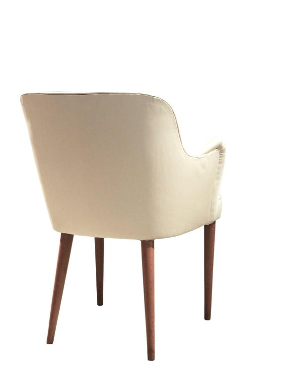 1950s Osvaldo Borsani Armchairs In Excellent Condition For Sale In Milan, IT