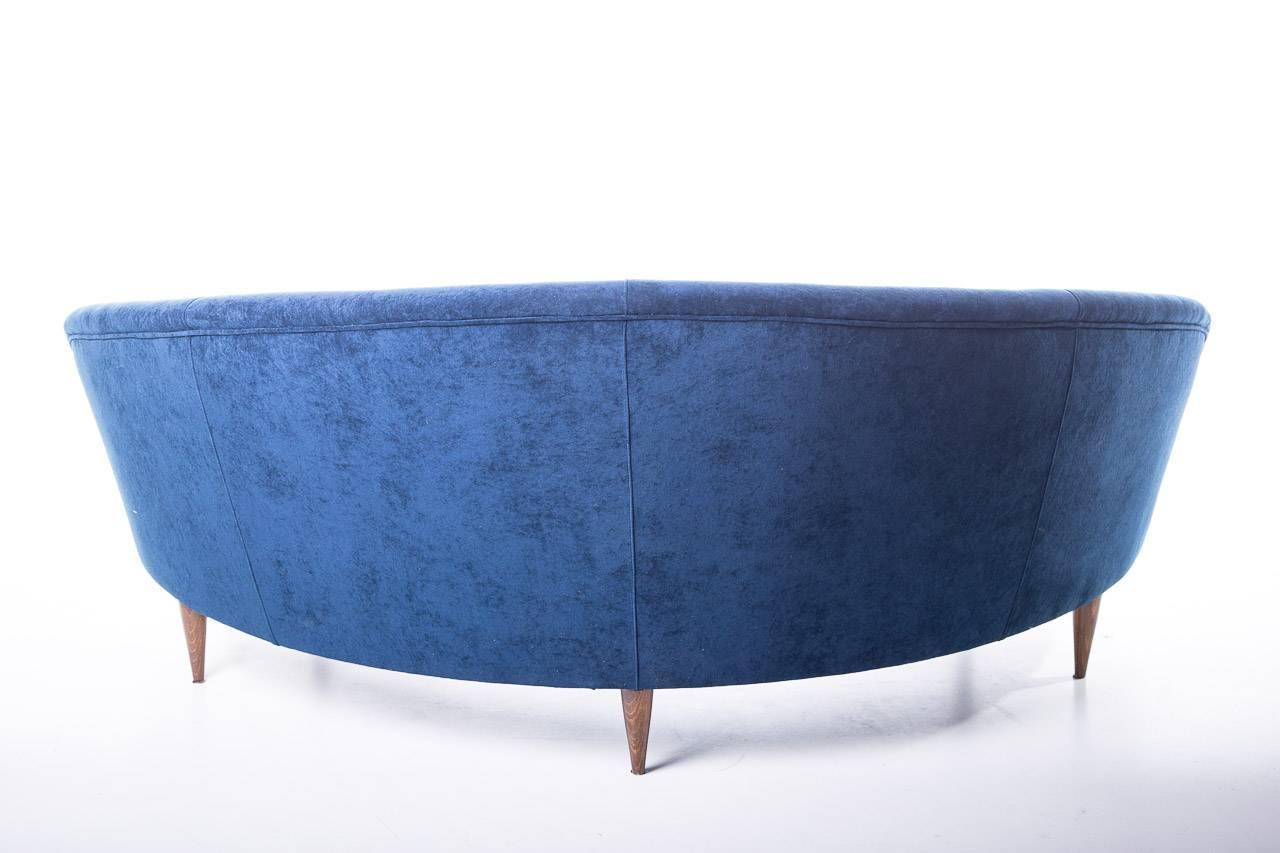 Sofa 1950s style at 1stdibs for 1950s chair styles