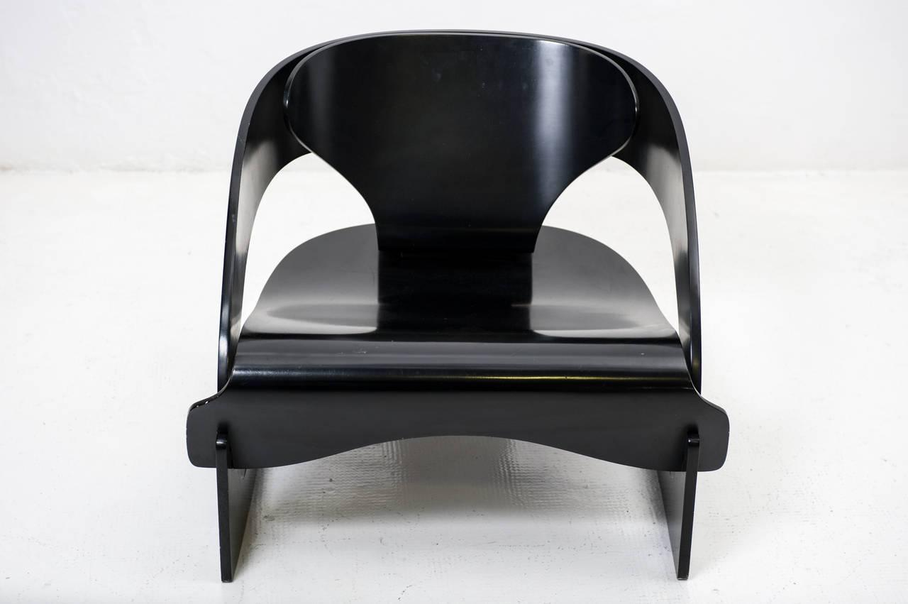 Armchair 4810 Joe Colombo For Kartell For Sale At 1stdibs