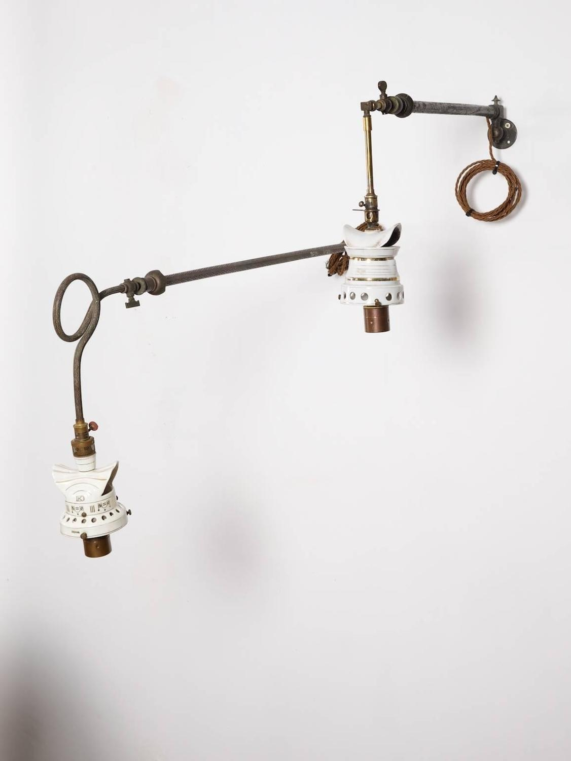 Gas Wall Lights For Sale at 1stdibs
