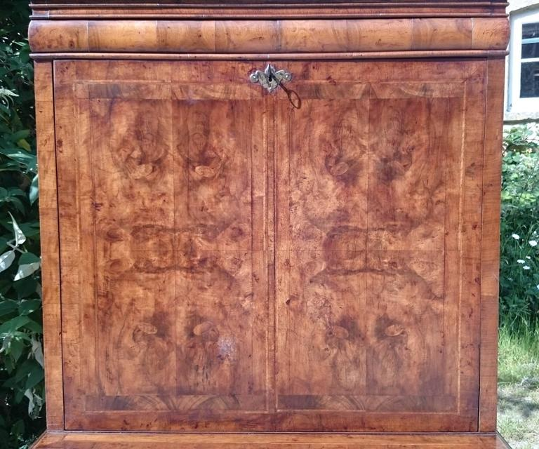 Early 18th Century Antique Escritoire In Excellent Condition For Sale In Gloucestershire, GB