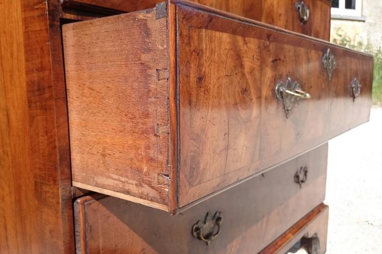 Early 18th Century Antique Escritoire For Sale 4