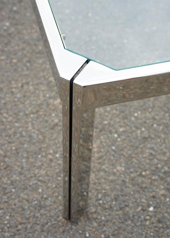 Modern Brueton Coffee Table by Richard Thompson For Sale