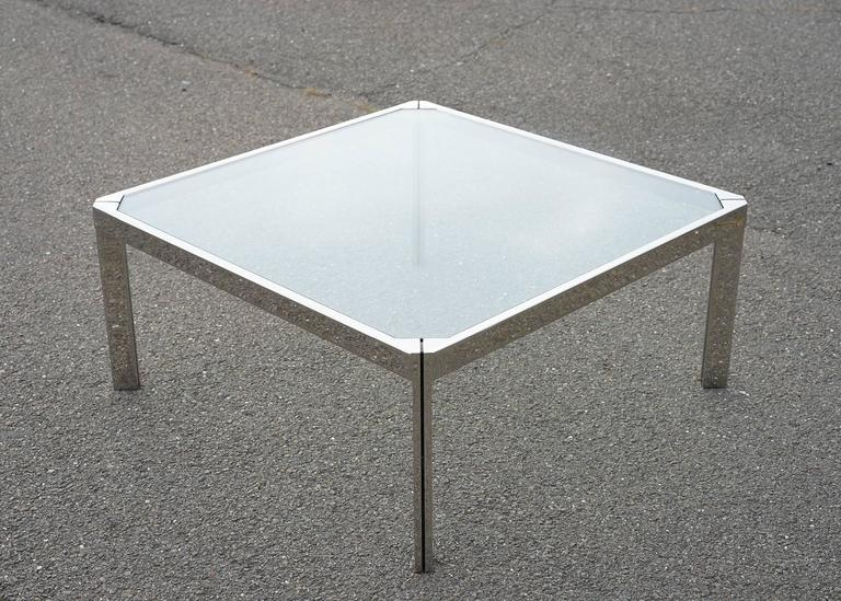 20th Century Brueton Coffee Table by Richard Thompson For Sale