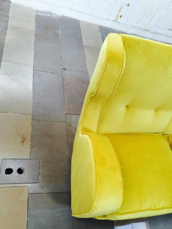 Beautiful Sofa Design Nino Zoncada 1949 For Sale At 1stdibs