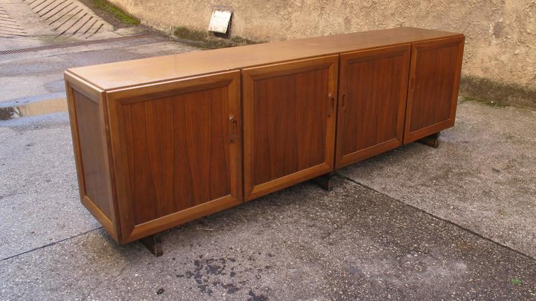 Mid-20th Century Beautiful Sideboards, Design Franco Albini, 1950 For Sale