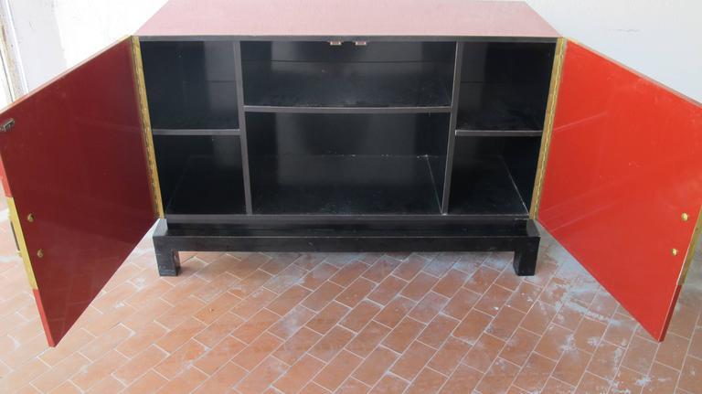 Cabinet, Design Studio A Rome, 1960 4