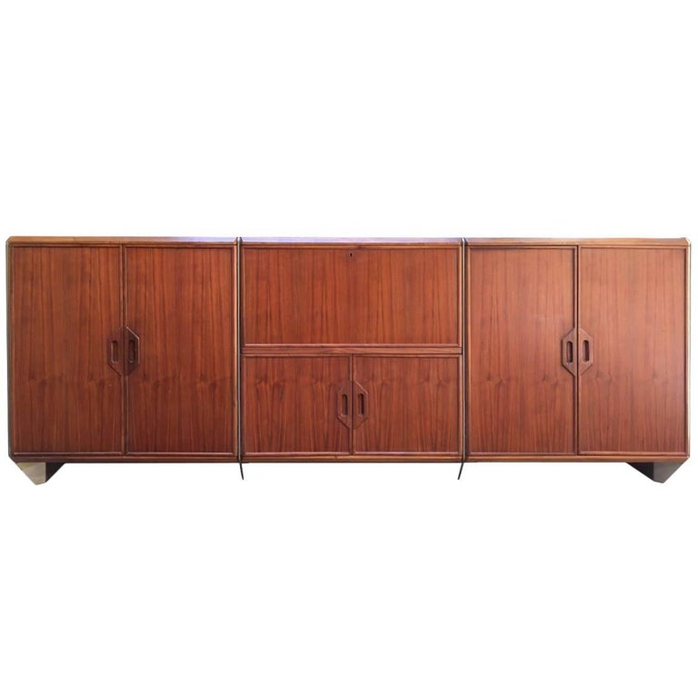 Beautiful Cabinet, Design Pierluigi Spadolini, 1950 For Sale