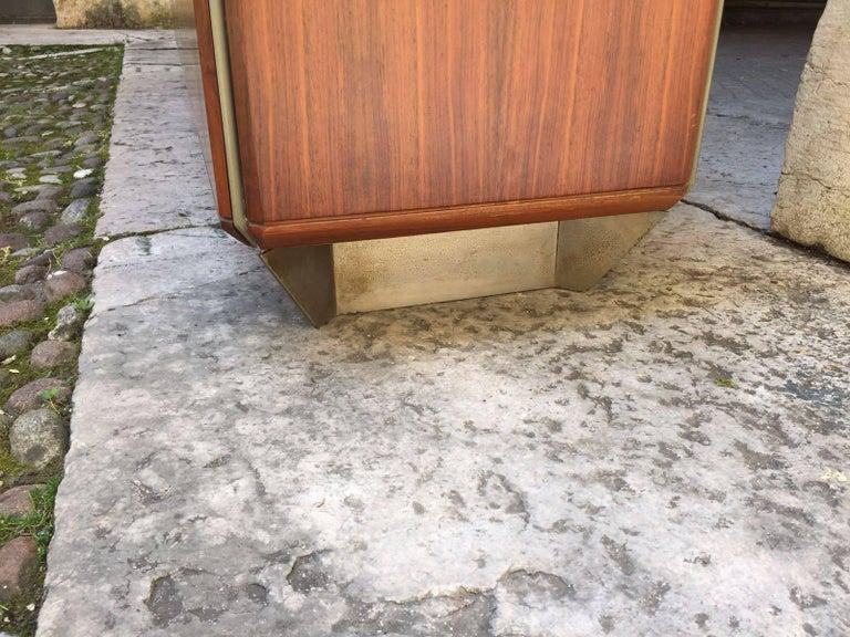 Italian Beautiful Cabinet, Design Pierluigi Spadolini, 1950 For Sale