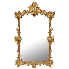 Italian Early 19th Century Giltwood Mirror