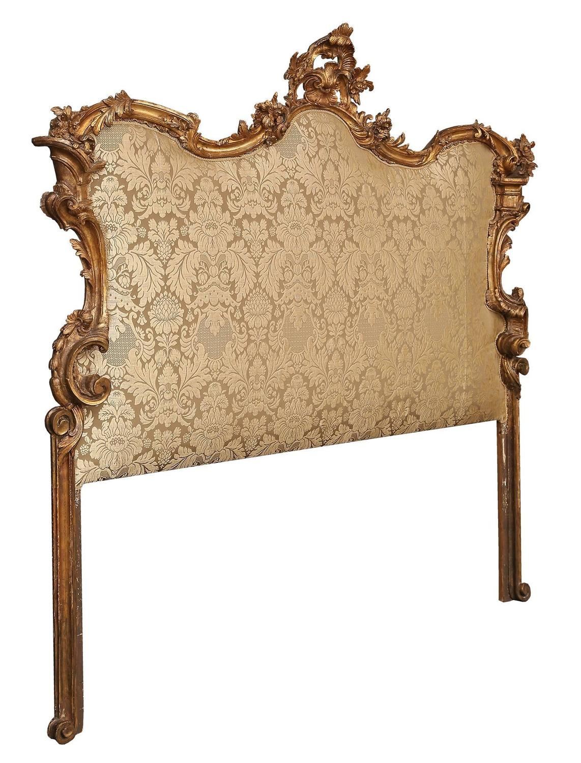 baroque headboard gorgeous velvet tufted gold ornate headboard  - baroque headboard images reverse search