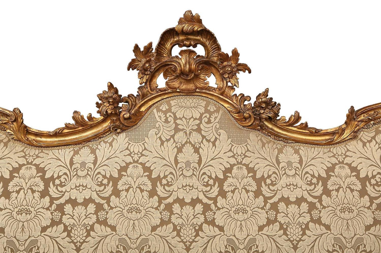 headboard - baroque headboard  th centur