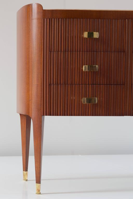 Italian Important Paolo Buffa Chest of Drawers, 1948