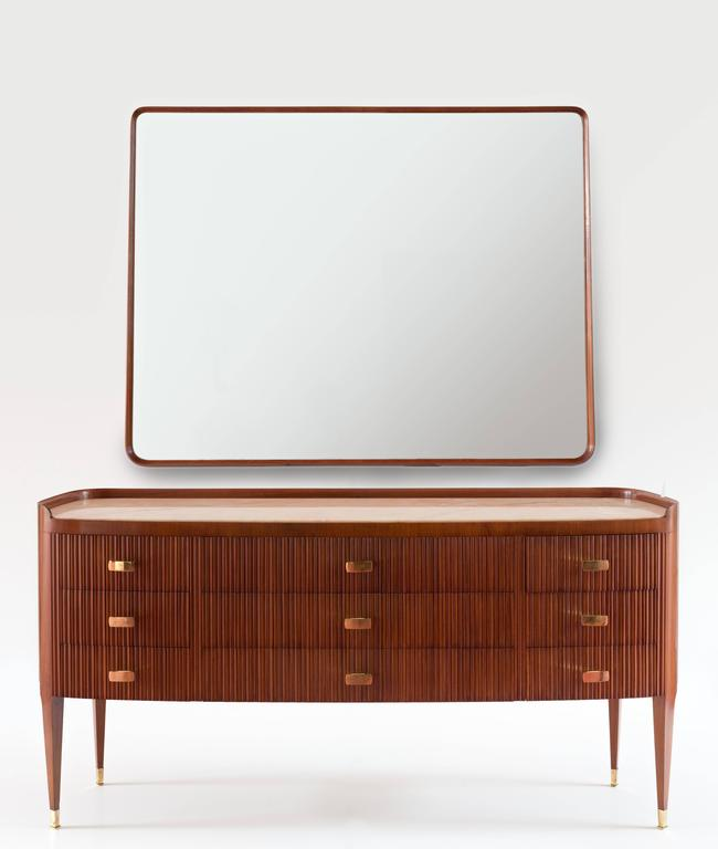 Important Paolo Buffa Chest of Drawers, 1948 3