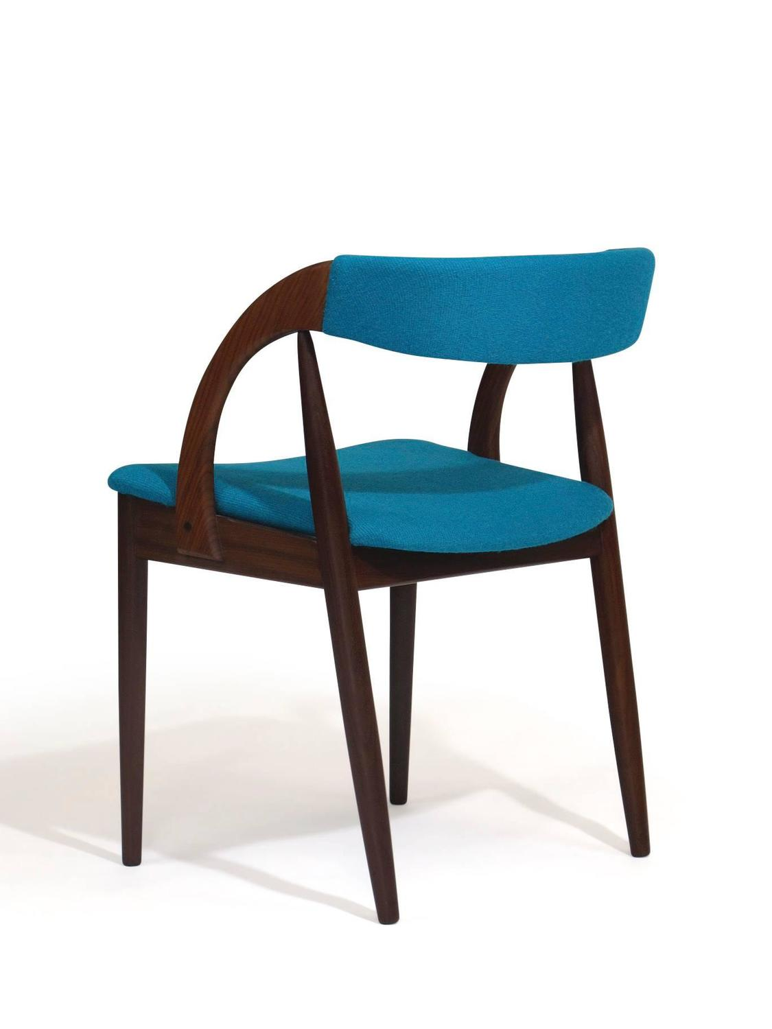 Turquoise dining room chairs seekingdecor circle circle dot dot a closer look at six - Turquoise upholstered dining chair ...