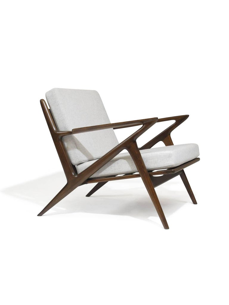 Poul jensen for selig 39 z 39 lounge chair for sale at 1stdibs for Poul jensen z chair