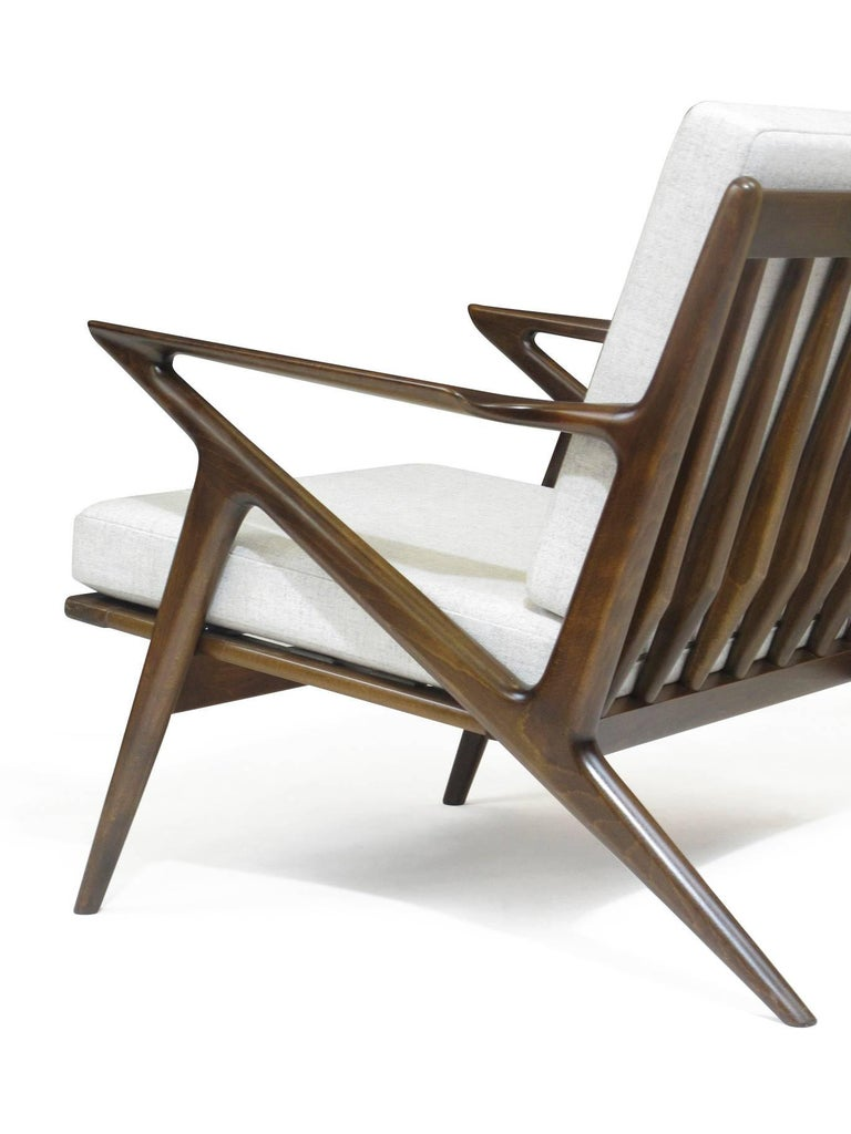 Poul Jensen For Selig 39 Z 39 Lounge Chair For Sale At 1stdibs