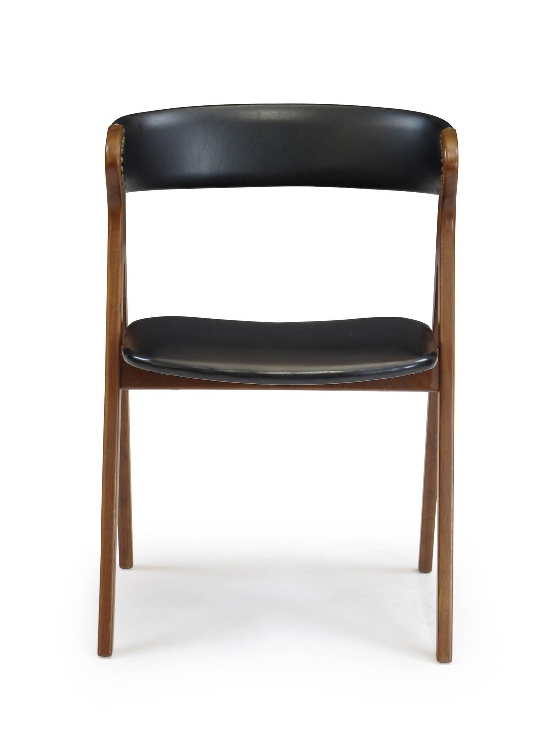 Curved Back Dining Room Chairs Dining Chair Curved Back