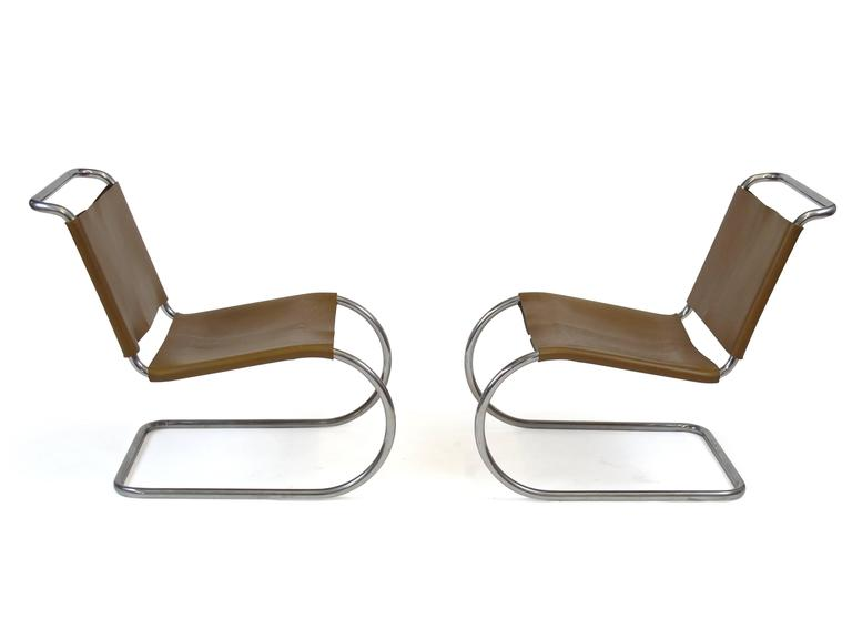 this mies van der rohe mr lounge chairs for knoll is no longer
