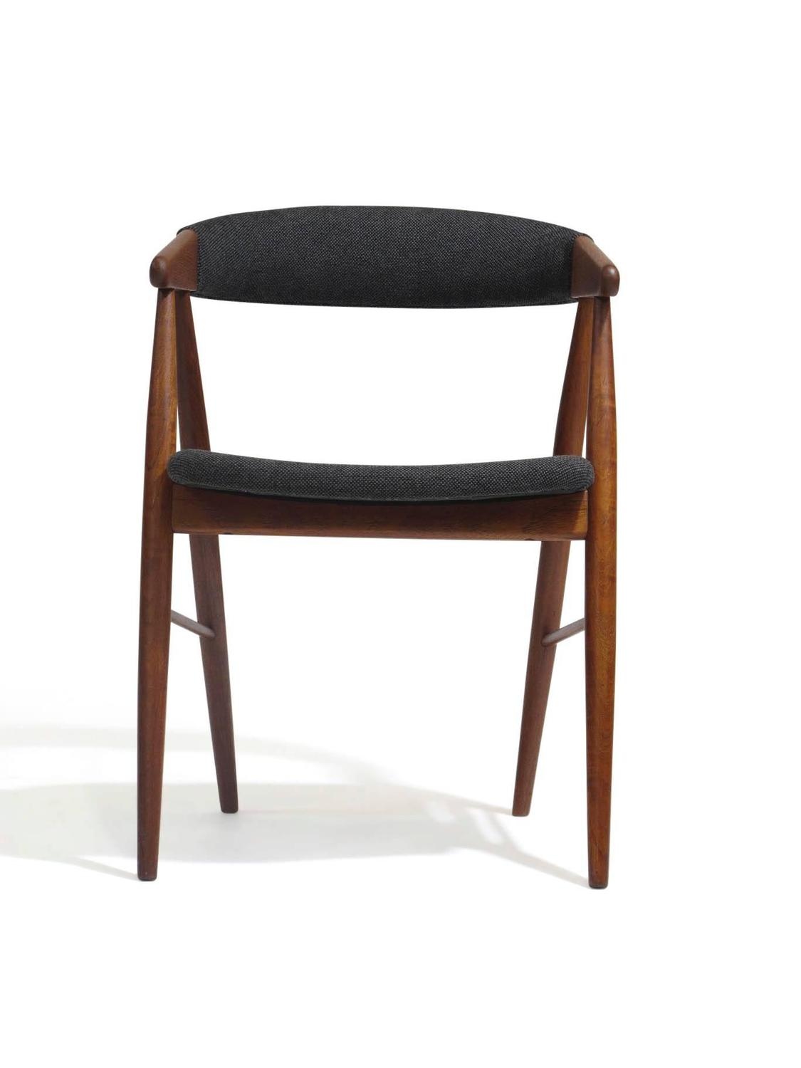 teak dining arm chairs for sale at 1stdibs