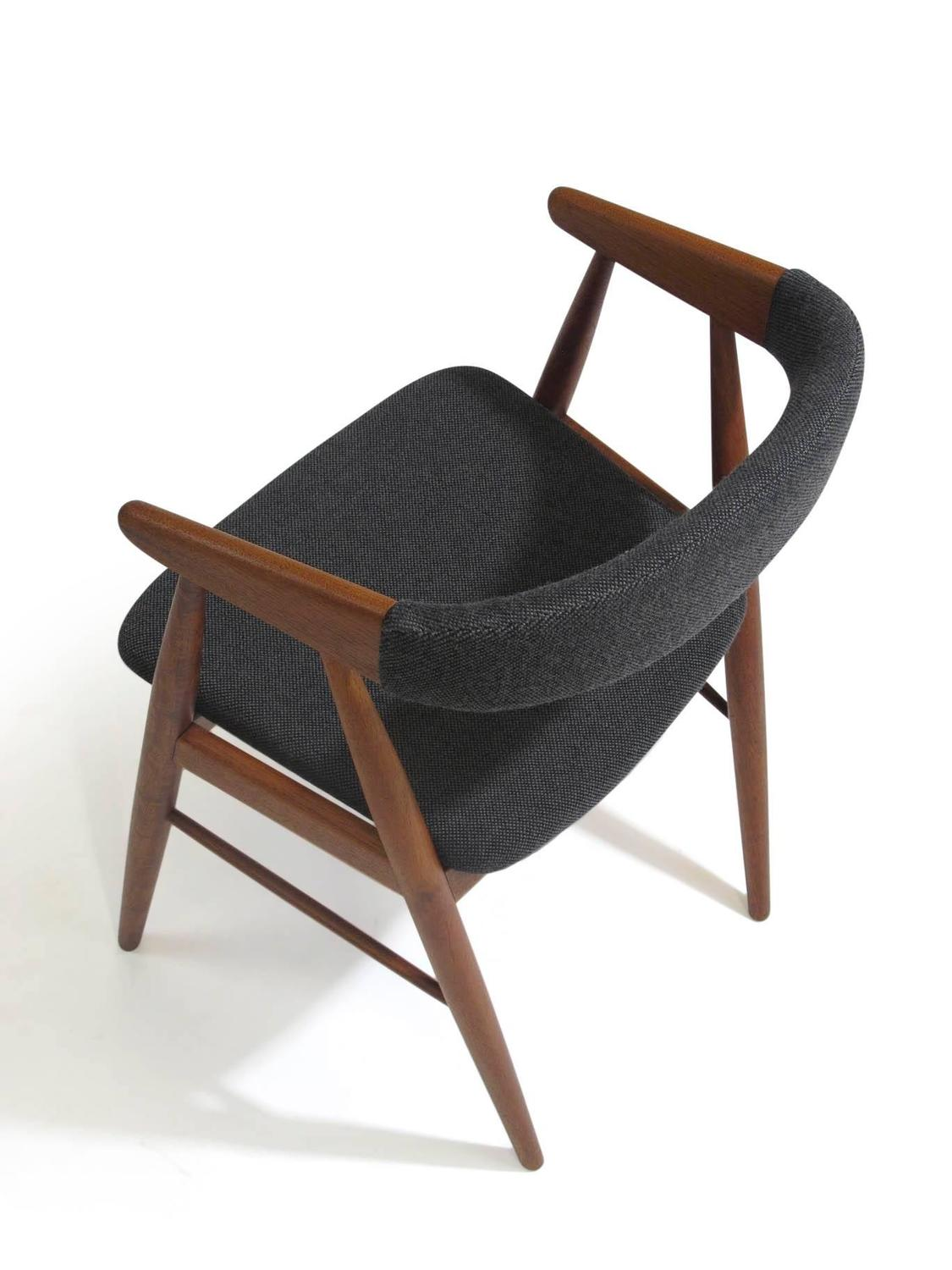 danish teak dining arm chairs for sale at 1stdibs