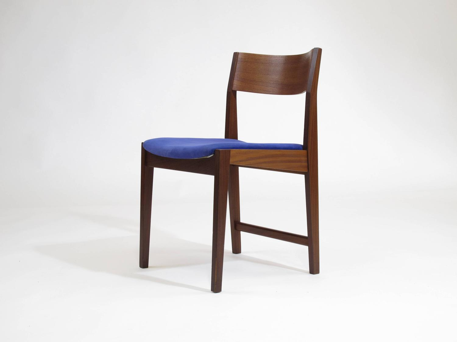 Paul Cadovius Danish Teak Dining Chairs For Sale At 1stdibs
