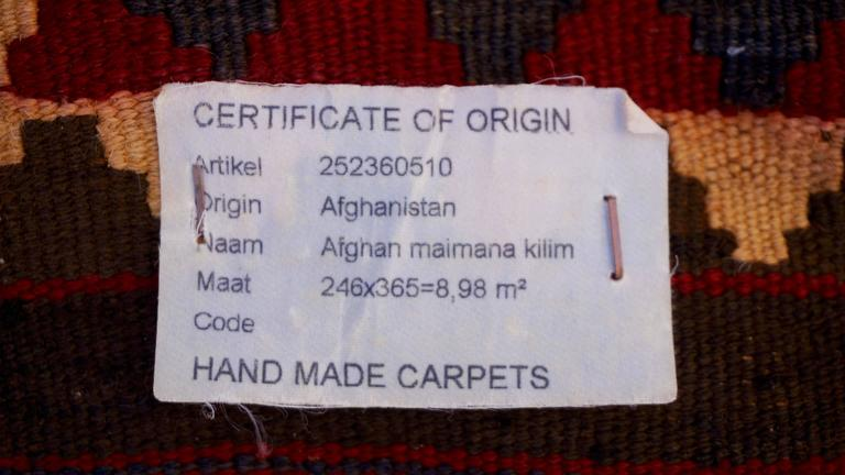 Carpet from Afghanistan For Sale 1