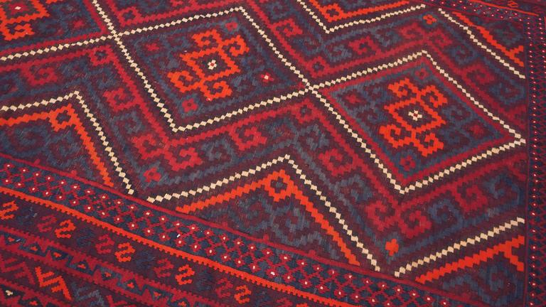Wool Carpet from Afghanistan For Sale