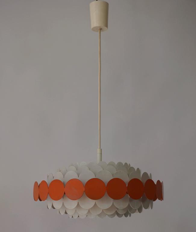 Mid-Century Modern Doria Pendant Light For Sale