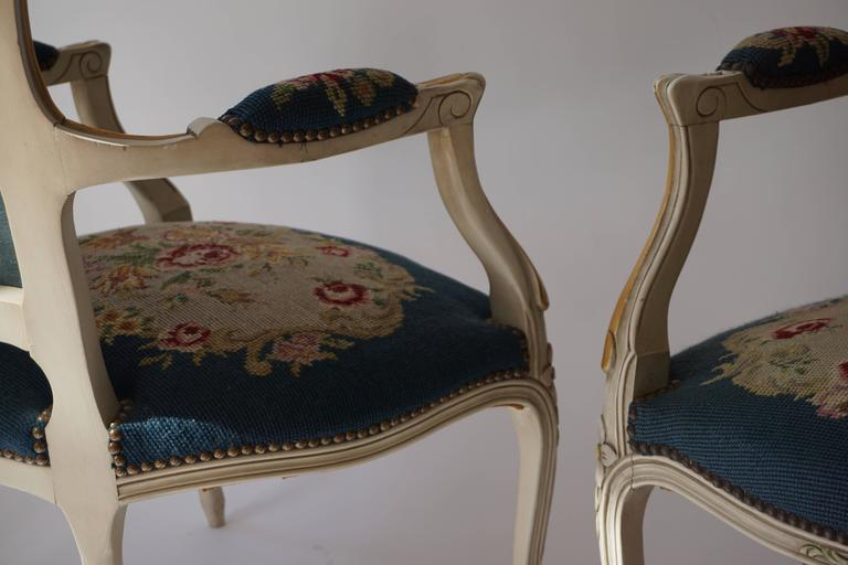 Set of Two Club Chairs In Good Condition For Sale In Antwerp, BE