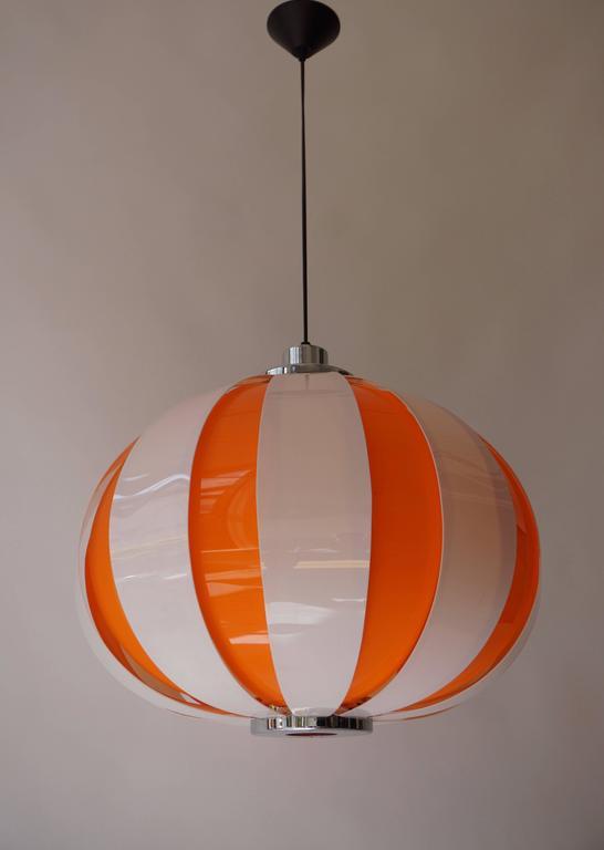 Mid-Century Modern Ceiling Light For Sale