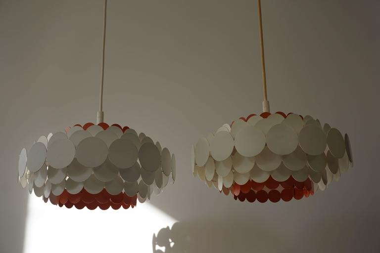 Doria Pendant Light For Sale 1