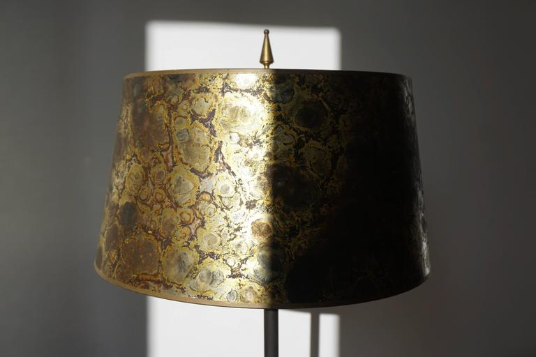 Brass Floor Lamp For Sale