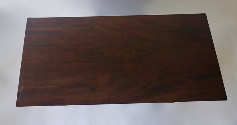 Empire Mahogany Sideboard 1