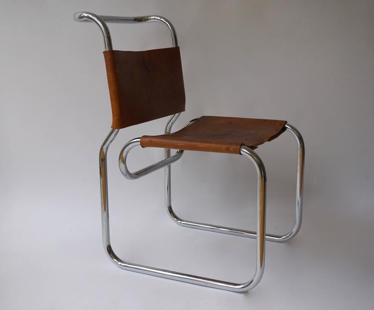 CH66 Dining Chair by Nicos Zographos, 1960s In Good Condition For Sale In Antwerp, BE