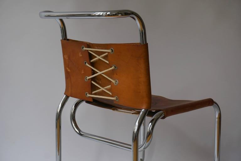 CH66 Dining Chair by Nicos Zographos, 1960s For Sale 2