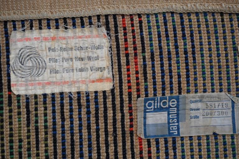 Original 1970 Rug For Sale 1