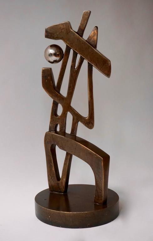 20th Century Abstract Sculpture For Sale