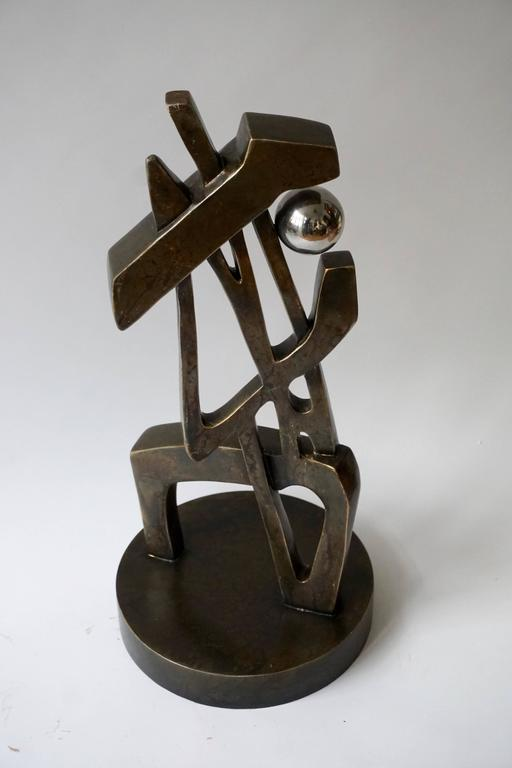 Abstract Sculpture For Sale 2
